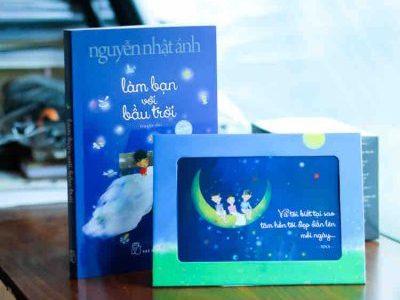 Đọc sách cùng con (số 11): Làm bạn với bầu trời - Nguyễn Nhật Ánh
