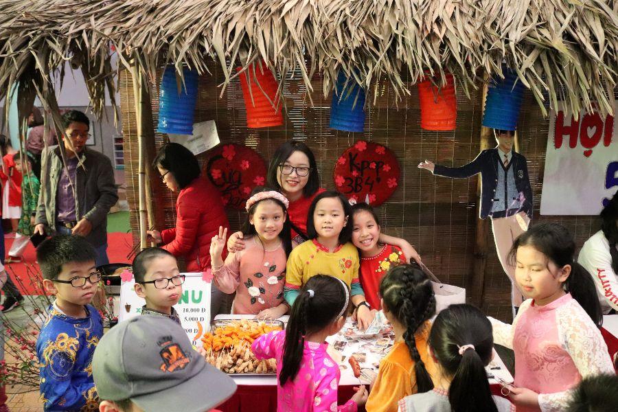 Hội chợ Xuân Canh Tý