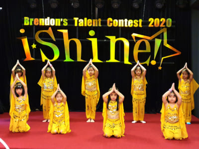 Vòng Sơ khảo cuộc thi Tài năng Brendon I Shine 2020