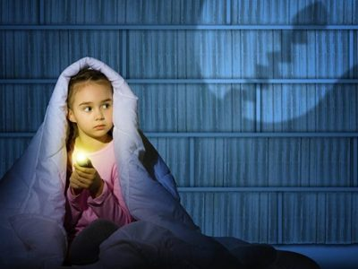 Cha Mẹ Thông Thái (số 9): Nỗi sợ của trẻ - Phần 2: Trẻ sợ bóng tối