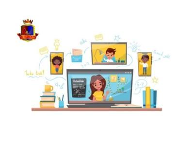 Sử dụng thiết bị học trực tuyến an toàn