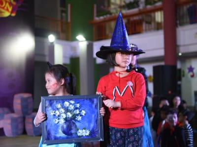 Halloween with Brendon Pirates: Lễ hội rực rỡ và đầy ý nghĩa của Brendoners