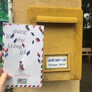 Đọc sách cùng con (số 10): Những lá thư không gửi - Susie Morgenstern