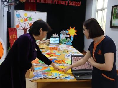 Ngày hội Công nghệ Thông tin cấp trường năm học 2020 - 2021