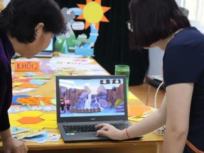 Ngày hội CNTT ngành GD&ĐT quận Thanh Xuân lần thứ V năm học 2020-2021