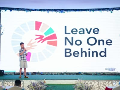Cha Mẹ Thông Thái (số 11): Giúp trẻ nhỏ rèn luyện kỹ năng thuyết trình