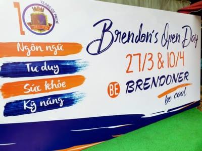 Rộn ràng ngày Trải nghiệm Brendon năm học 2021 - 2022
