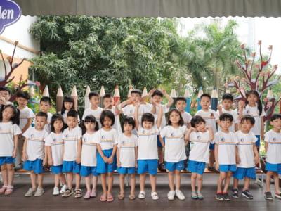 Chương trình Tiền Tiểu học (Pre-B) năm học 2021 - 2022