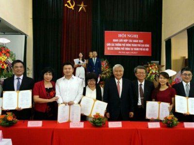 Hợp Tác Giáo Dục Việt Nam-Đài Loan