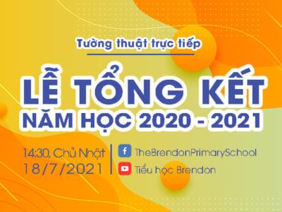 Tường thuật trực tiếp Lễ Tổng kết năm học 2021 - 2022