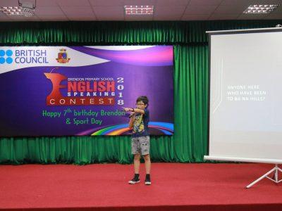 MÔN PRESENTATION - Thuyết Trình Tiếng Anh