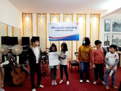 """Đi thực tế bài học """"Music in Our World"""": Khi âm nhạc không chỉ là âm thanh"""