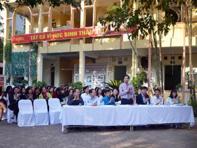 Ngành GD&ĐT Quận Thanh Xuân Tổ Chức Lễ Phát Động Ngày Pháp Luật Nước CHXHCN Việt Nam 2016