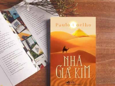 Đọc sách cùng con (số 12): Nhà Giả Kim